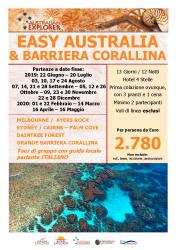 Easy Australia Barriera Corallina